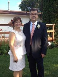 Marlene and Alain