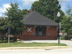 96 Train Depot