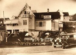 Strandpensionatet 1924