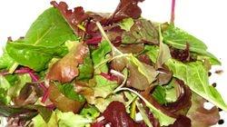 MMMmmmm, salad!