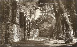 Priory Ruins. 1903.