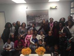 Thankgiving Fellowship - Nov 22, 2014