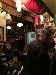 The Celt Pub, inside