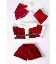 MALE SANTA OUTFIT $11.00 H#49 (Sold Separate)