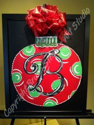 Holiday Ball (personalized)