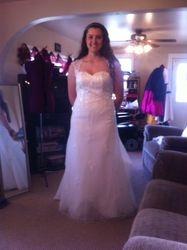 Rachel's Wedding Dress #1-2