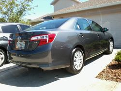 Percy R.-------Toyota Camry