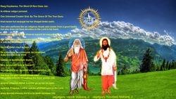 Jagatguru Valmik Maharaj & Jagatguru Ravidass Maharaj