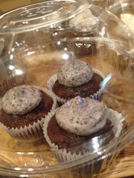 Oreo Cupcake Minies