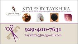VENDOR - STYLES BY TAYKHIRA