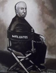 """Alfred Hitchcock"", ""Director"", ""The master of suspence"","