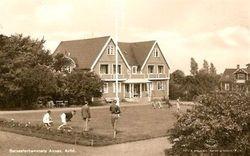 Turisthotellet Kullen (Semesterhemmet) 1958