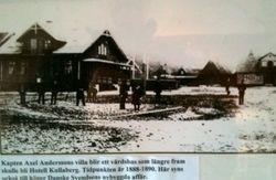 Hotell Kullaberg 1888