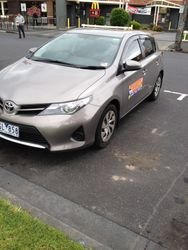 Driving School Taylors Lakes - Toyota Corolla Hatch -  Automatic Transmission