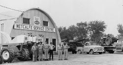Metcalfe Service Centre 1965