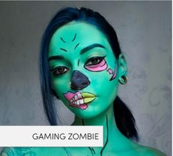 Gaming Zombie