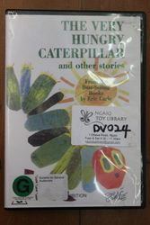 The very hungery caterpillar DVD
