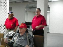 Robert, Pete and Randy