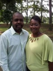 Pastor Terry and Cynthia Dunnings