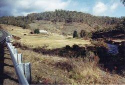 1994 the original campsite and 1998 campsite - Yarrangobilly