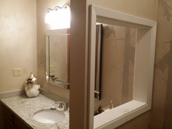 Werth Guest Bath Project Progress