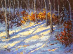 Little winter landscape...