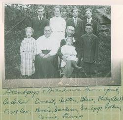 Irvin Garner Family