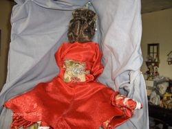 Lotus Shoe doll