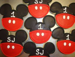 Jumbo mouse ear cookies $4 each
