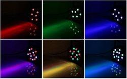 18 LED PAR Lighting