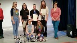 Tanwood Cup Winners