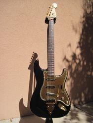2009 Fender Stratocaster MIM