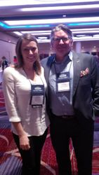 With Harlequin CEO Craig Swinwood!