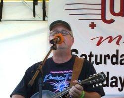 Tim Durham, Tumbleweed Festival, Garden City KS, 2010