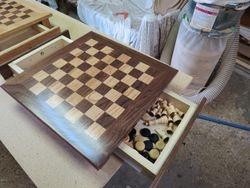 Chess or checker board