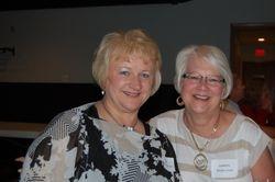 Wanda McCulley Petricek and LeeAnn Bentler Jones
