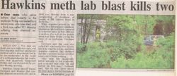 First Meth Lab