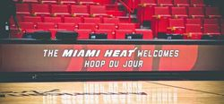The Heat welcome HDJ.