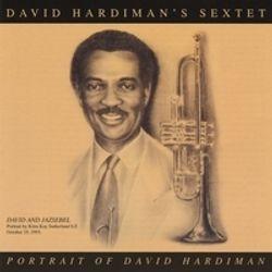 PORTRAIT OF DAVID HARDIMAN CD COVER
