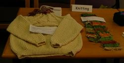 CGoW 2010 Competiton - Category : Knitting