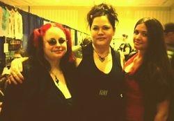 Robin, her daughter Lauren & I @ Philly '11