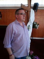 Gareth Northam -Trainee Pastor