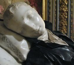 Le Gros,  St. Stanislaus Kosta on His Deathbed