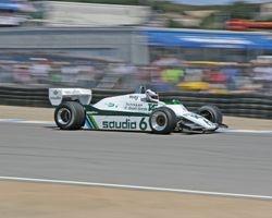 Second Place 1983 Williams FW 08C