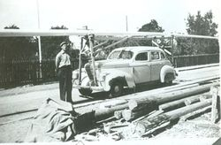 1938 Modified to carry logs