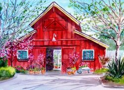 Cambria Nursery Barn - 2
