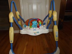 Fisher Price Baby Gymtastics Deluxe Jumperoo - $35