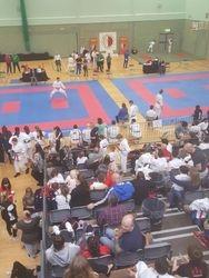Tournament in full swing