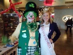 IRISH and Miss Spokane Teen 2013