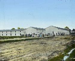 Barracks near Lexington, KY